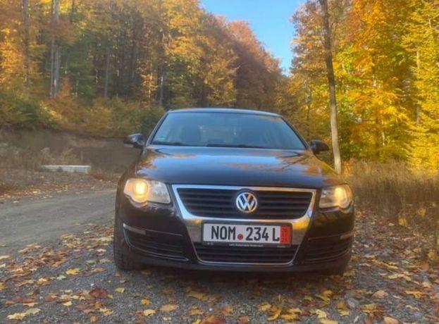 Volkswagen vw Passat B6 2007