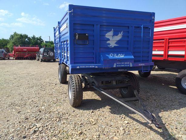 Remorca agricola 12 tone