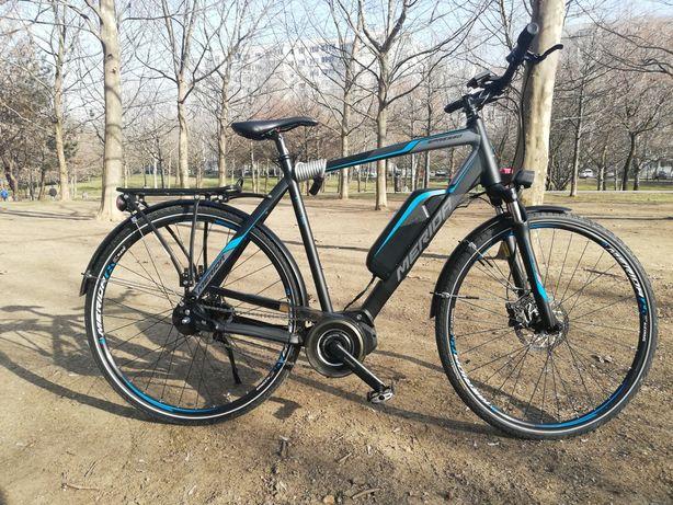 Bicicleta electrică Merida E-Spresso 800 EQ ideala FoodPanda Glovo