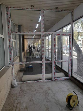 Пластик ОКНО, Изготовление пластиковых окон и дверей