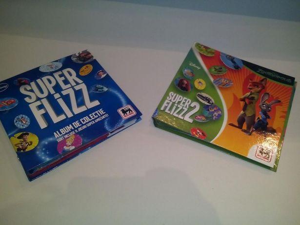 Vand albume complete Super Flizz 1 si Flizz 2 !