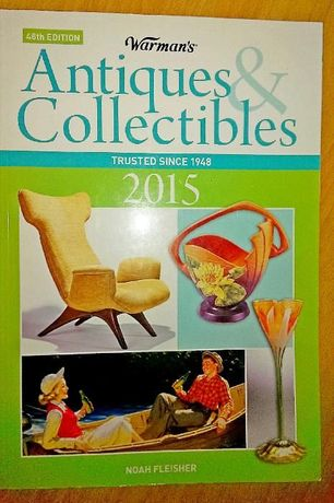 "vand/schimb ghidul preturilor de antichitãti ""Antiques & Collectibles"""