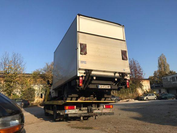 Репатрак - ТОП цени за София! - от 30лв. Пътна помощ услуги.Автовоз