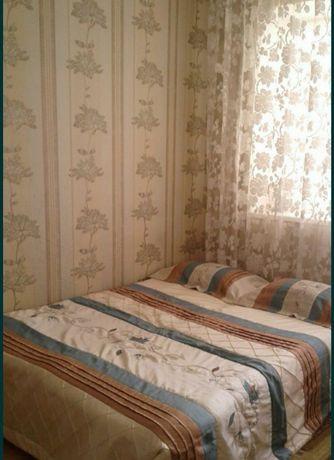 Посуточно, на ночь 1-ком.квартиры район Встречи, 7 полик, Дастан