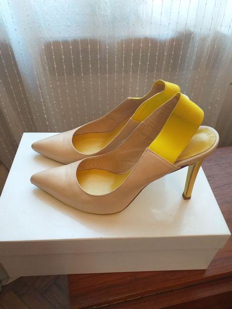 Pantofi de piele Corso Como