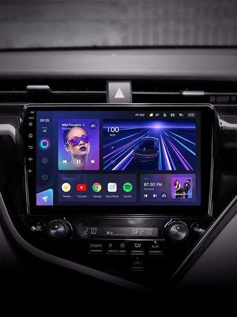 Автомагнитола Теес Камри Toyota Camry 70 андроид