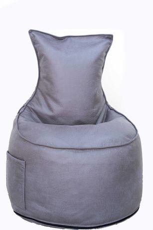 """Пуф кресло """"Max"""" от висококачествена мебелна дамаска"""