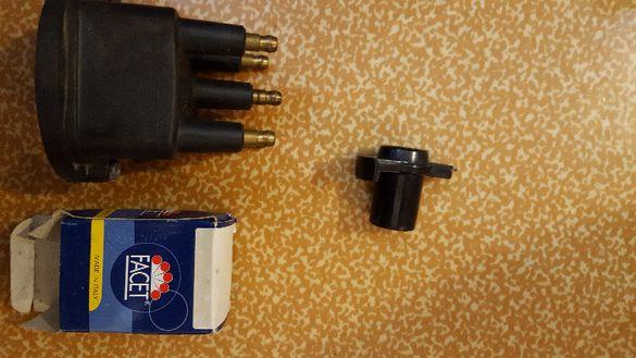 Дистрибуторна капачка EPS и палец FACET РЕНО 19