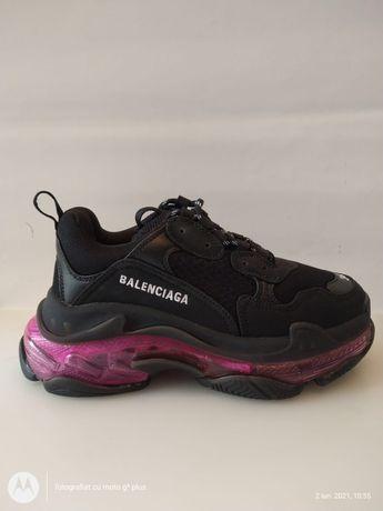 Adidasi Balenciaga,Triple S,clear sole,dama