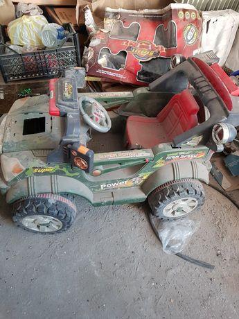 Машинка детская на запчасти