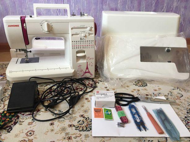 Новая Швейная машина Janome Q-23P