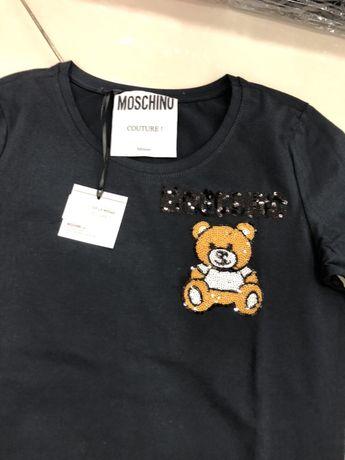 Bluza fete Moschino bear