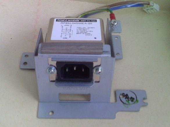 Захранващ филтър 230V/8A
