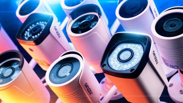 Установка, монтаж и обслуживание камер видеонаблюдения