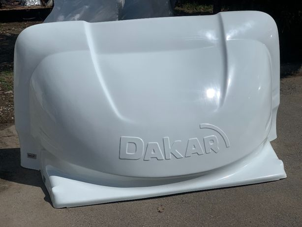 Козырек Газель (Dakar) Лучшее качество , армированный каркас