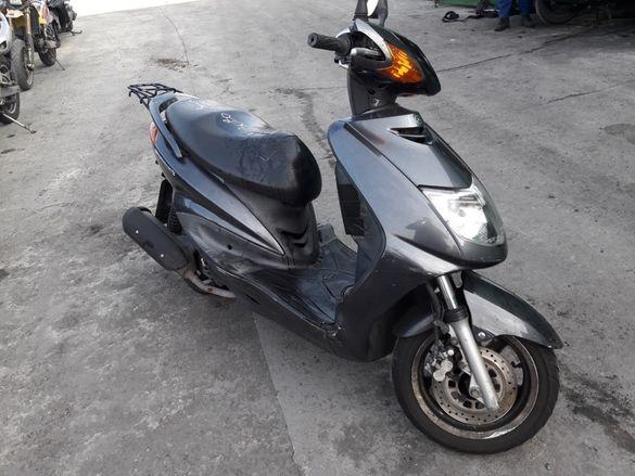 Мотоцикет,скутер Ямаха Сигнус Х(Yamaha Cygnus X) на части