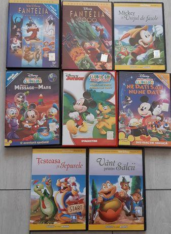 Dvd filme/desene animate copii