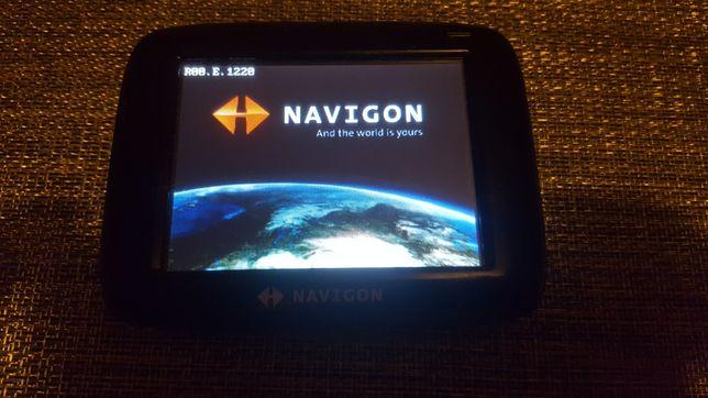 Sistem navigatie  Navigon