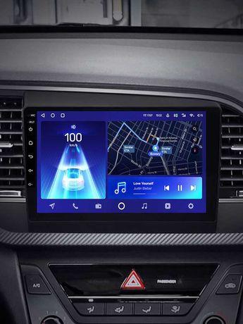Андроид автомагнитолы Teyes, оригинал.  Hyundai Elantra 2016