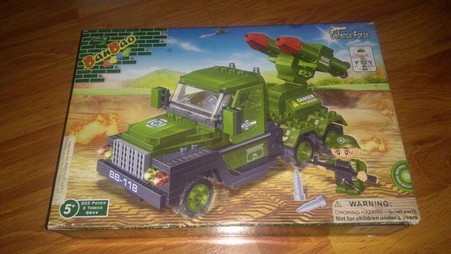 Banbao compatibil Lego nou 203 piese