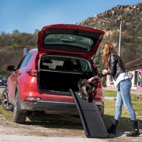 Рампа за големи кучета за автомобил - 2 елемента