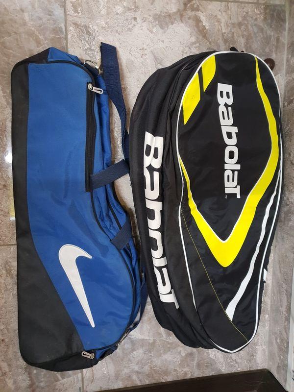 Чанта/сак за тенис ракети Babolat и Nike гр. Разград - image 1