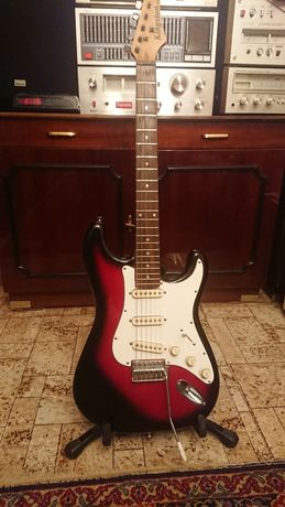 """Kingston""-Stratocaster Standart series"""