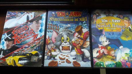 Tom si Jerry DVD noi desene animate