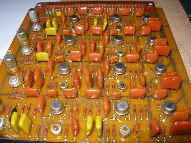 Радиодетали, плата разные, микросхемы, транзистор!