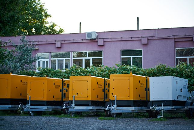 Inchiriem generatorare curent trifazate Bucuresti | chirie generator