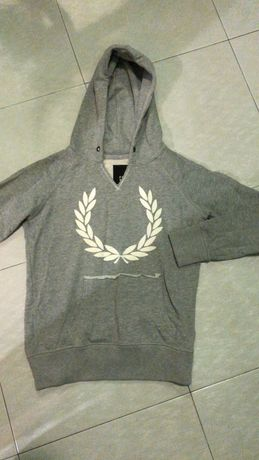 Дамска блуза с качулка Fred Perry
