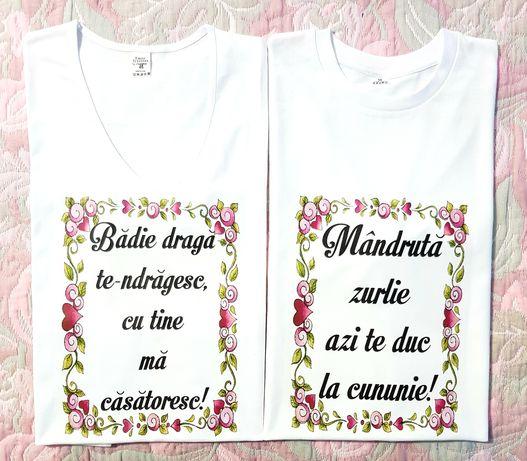 Tricouri personalizate pe diferite teme