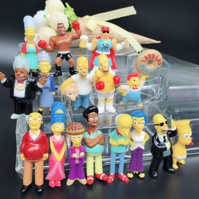 Figurine Familia Simpson/Simpsonii/The Simpsons