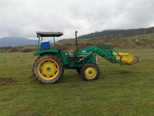 Tractor John deere 21.30, 4x4