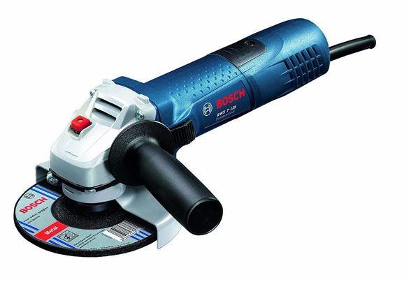 !!!ПРОМОЦИЯ!!! Bosch GWS 7-125-ъглошлайф, 125 мм