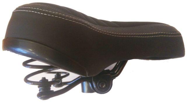 Сиденье-седло для велосипеда. Очень мягкое и удобное (ультра-комфорт)