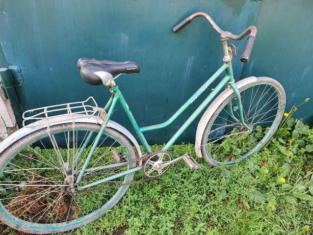 Велосипед в Черемшанке