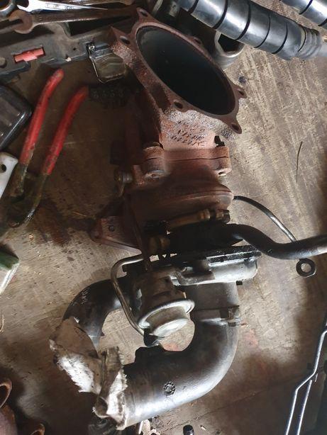 Turbo nissan cabstar motor 2,5