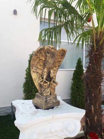 Ornament grădina/vultur din beton/vultur beton/soim din beton/soim bet