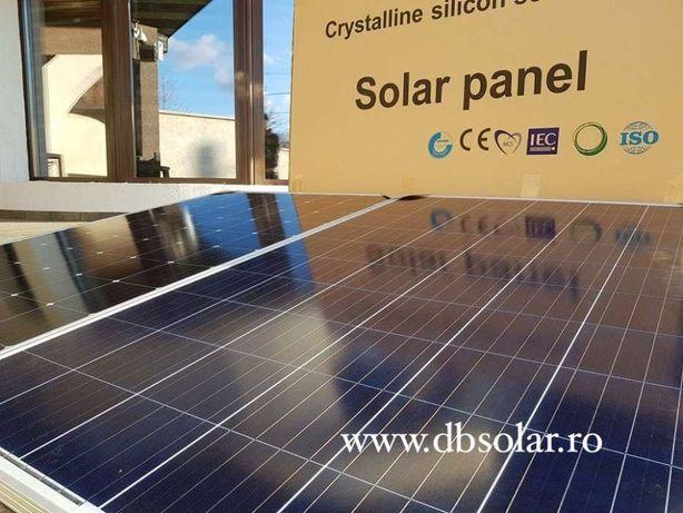 Panouri fotovoltaice 265W solare POLICRISTALINE POLI NOI 12V 24V 48v‼️