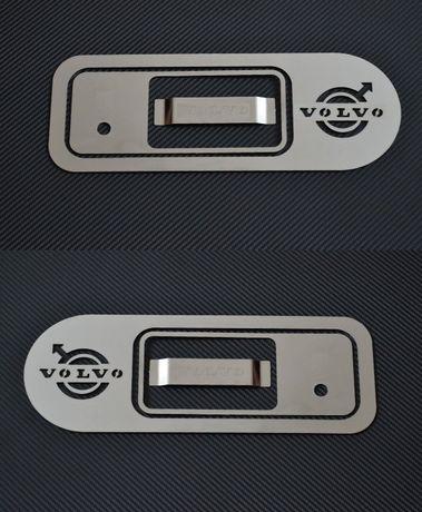 Декорация дръжка за врата от неръждаема стомана за Volvo FH FM