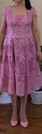 Платье очень оригинальное