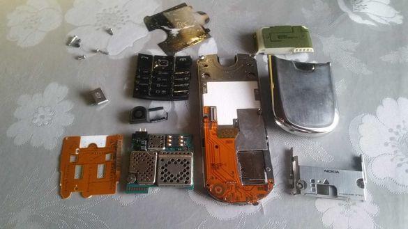 Телефон nokia 8800.8850/6131.за части