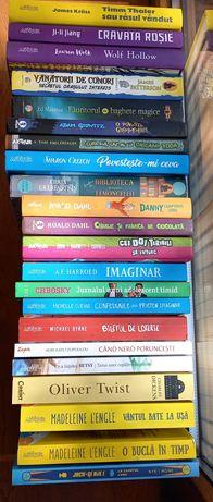 Carti pentru 12 15 ani