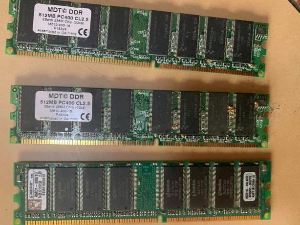 Ram calculator ddr 512 g per bucata