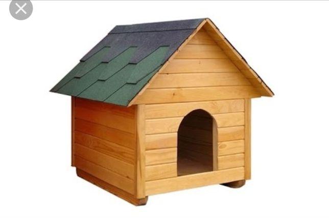 Будка для собак и вольеры