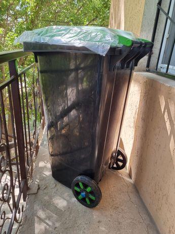 Мусорный контейнер, пластиковый,KSC Самые низкие цены по г. Шымкент