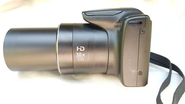 Canon sx400is зум 30 крат ультразум
