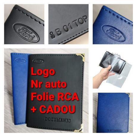 Portofel-Documente-Auto-Personalizat-Logo-Numar-Ford-Fiesta-Puma-Focus
