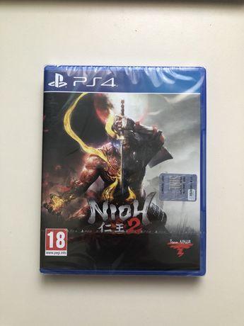 NOU SIGILAT NIOH 2 PS4 Joc Playstation 4